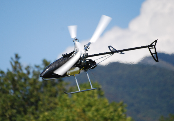 How make a 450 tandem using the new fbl system helifreak - Runryder rc heli ...